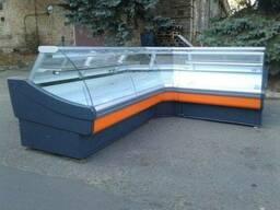 Витрина холодильная б. у