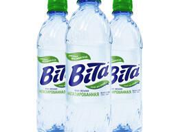 """Вода питьевая негазированная """"ВІТА"""" 0,5 л"""