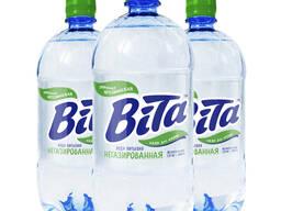 """Вода питьевая негазированная """"ВІТА"""" 1,0 л"""