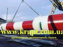 Водонапорная башня системы Рожновского 15 куб. м