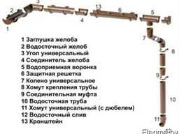 Водосточные системы Технониколь