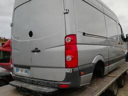 Volkswagen Crafter 30-50 фургон 2.5 TDI ; BJK)