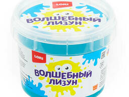 """Волшебный лизун """"Голубой с ароматом тутти-фрутти"""", 120мл."""