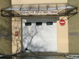Ворота гаражные промышленные - фото 5