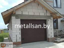 Ворота, гаражные, секционные