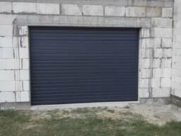 Ворота гаражные секционные подъемные. Рассрочка (0%) - фото 2
