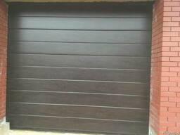 Ворота гаражные секционные подъемные. Рассрочка (0%) - фото 5