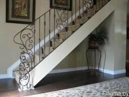 Ворота, лестницы, калитки из металла, в том числе с элемент