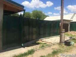 Ворота распашные - фото 3