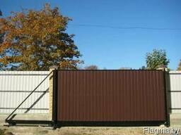 Ворота, роллеты - фото 5