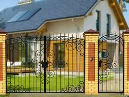 Ворота, заборы, калитки экономия без посредников до 30%!