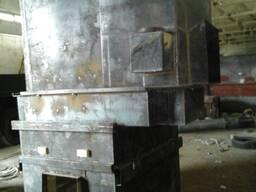Воздухонагревательная печь УВН 250 на древесных отходах