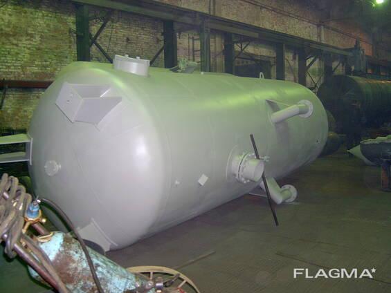 Воздухосборники, ресиверы, сосуды работающие под давлением
