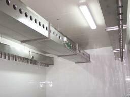 Воздуховоды из нержавеющей стали для климатической камеры - фото 2