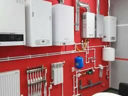 Все для отопления: котлы, водонагреватели, радиаторы