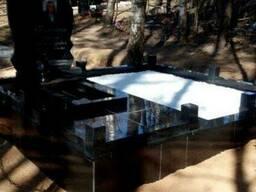 Все виды работ по благоустройству мест захоронения