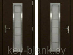 Вскрытие замка в двери (металлической, алюминиевой. ..