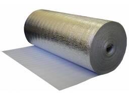 Вспененный полиэтилен Подложка Фольгированная 8 мм