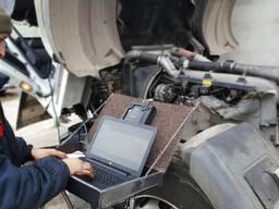 Выездная диагностика и ремонт пневматики грузового т