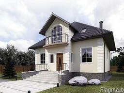Выполним эскизный проект дома, гаражи, бани и др. объектов - фото 2