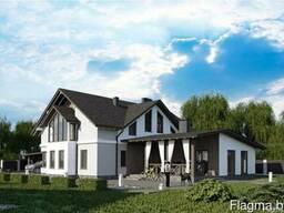 Выполним эскизный проект дома, гаражи, бани и др. объектов - фото 3