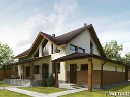 Выполним эскизный проект дома, гаражи, бани и др. объектов - фото 4
