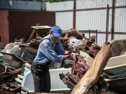 Вывоз металлолома дорого в Минске и области
