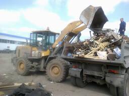 Вывоз мусора минск минский район