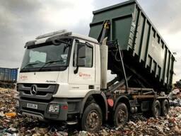 Вывоз мусора, демонтаж, утилизация