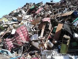 Вывоз мусора из подвалов и гаражей