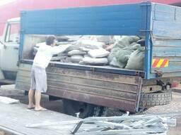 Вывоз мусора самосавалом до 6т. (до 10 м. куб)