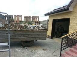 Вывоз строительного (бытового) мусора. Нал /безнал.