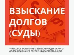 Взыскание задолженности (суды)