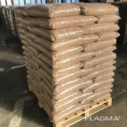Wood pellets (A1 ENplus certificated)