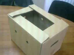 Яблочный короб 395*235*285 (на 8 кг яблок) - остаток 128 шт