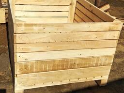 Ящик деревянный для сельхозпродукции