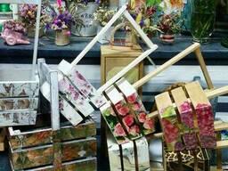 Ящик для цветочных композиций