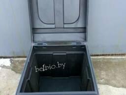 Ящик для песка и соли 150л, цена без НДС