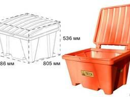 Ящик для песка и соли