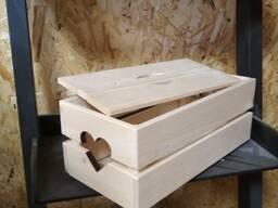 Ящик для подарков - фото 1
