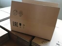Ящик из гофрированного картона
