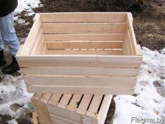 Ящики для сельхоз продукции