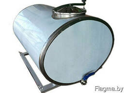 Ёмкость-термос для молока на 1000 литров