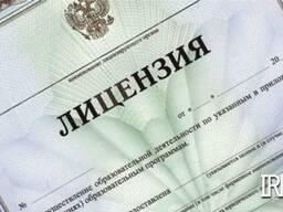 Юридическая помощь в получении лицензий