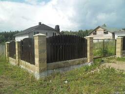 Забор - фото 4