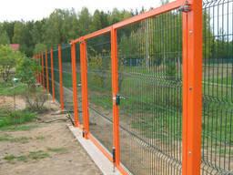 Забор, ограждения, ворота установить - фото 2
