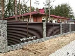 Забор Жалюзи и габионы - выгодные цены