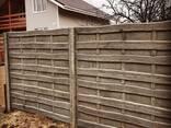 Забор железобетонный - фото 4