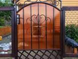 Заборы Ворота Калитки Козырьки - фото 4