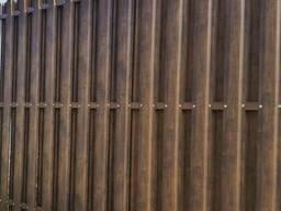 Задумали построить забор? Желаете купить кирпич и профнастил
